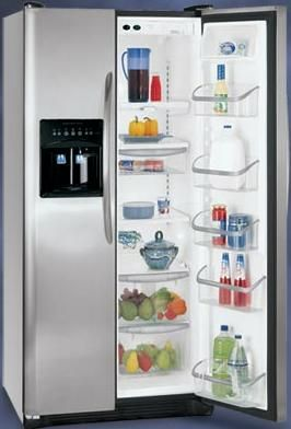 Frigidaire Plhs39eess Refrigerator 22 6cuft Side By Side
