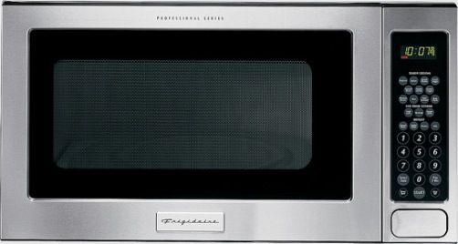 Frigidaire Plmbz209gc Built In 2 0 Cu Ft Microwave Oven Stainless Steel Defrost And Poultry Quickly By Weight Eleven Variable Levels