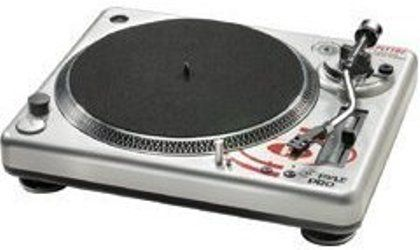 Pyle pltt d2 professional direct drive turntable aluminum for Direct drive turntable motor