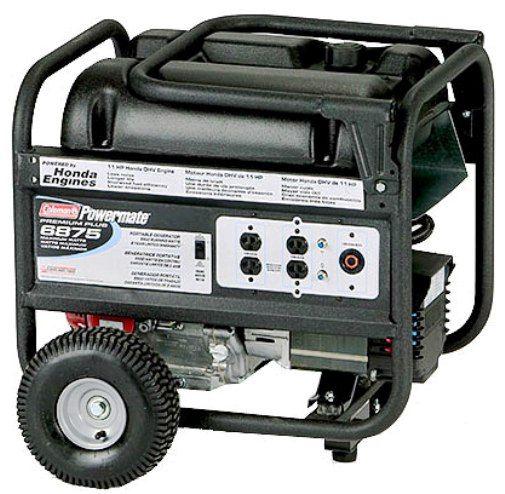coleman powermate pm0495503 premius plus 6875 generator premium rh salestores com coleman powermate 5500 watt generator manual coleman powermate 5500 generator specs