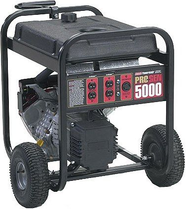 Coleman Powermate PM0535000 ProGen 5000 Portable Generator