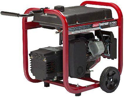 Coleman Powermate PM0543002 Premium Plus 3750 Generator Premium Plus