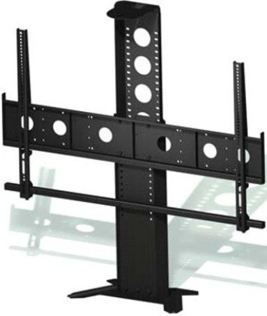 Superb ... Black, Sturdy 11 Ga Steel Construction, Scratch Resistant Powder Coat  Finish, Wiring Channel Inside Main Pillar, Adjustable Height Camera Mount,  ...