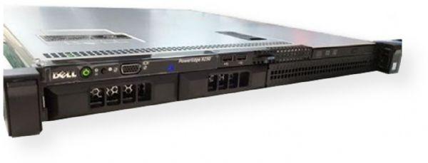 DELL PowerEdgeR230XL Rack Server 1U, Intel Xeon E3-1220V5 Quad core