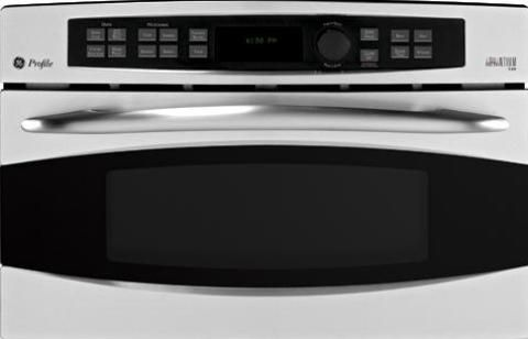 Countertop Advantium Oven : 30 advantium speed wall oven with 1 7 cu ft speedcook oven glass