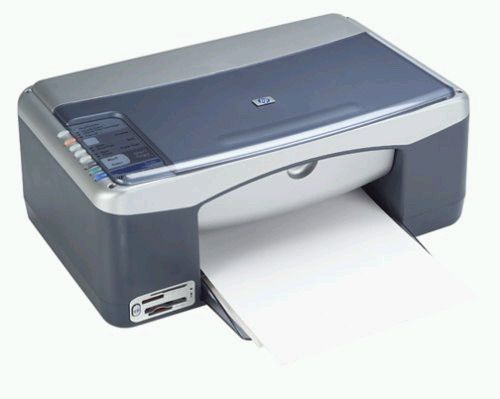 Printer driver for hp psc 1350.