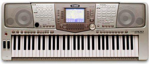 Yamaha PSR-2100 Professional Touch Sensitive Keyboard, 61 regular