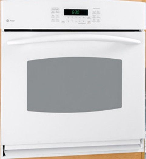 Ge General Electric Pt916wmww Single Electric Wall Oven
