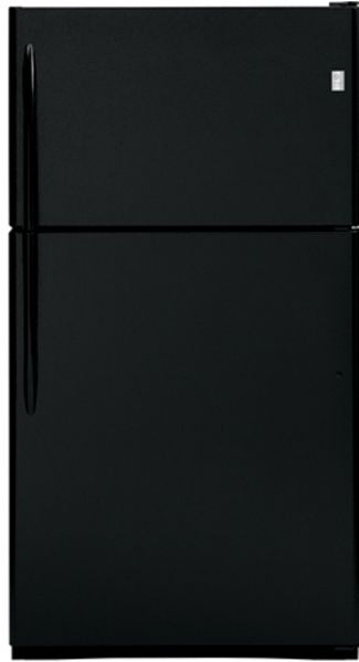 Ge General Electric Pts25lhsbb Profile Model Top Freezer