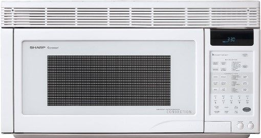 Sharp R 1871t Refurbished Over The Range Convection