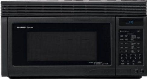 lg microwave door repair