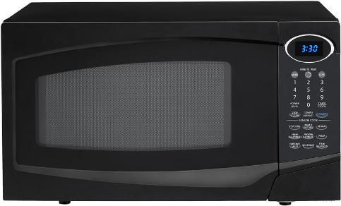 Sharp R323tkc Countertop Microwave Oven With 1 100 Cooking Watts 0 Cu Ft Capacity Output 12 7 8 Carousel Diameter