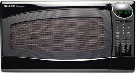 Sharp Black Microwave Bestmicrowave