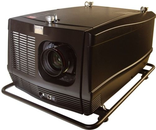 Barco r9004470 flm hd14 ultra silent compact dlp hd for Compact hd projector