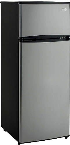 avanti ra755pst two door apartment size refrigerator