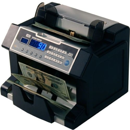 Royal Sovereign Rbc 3100 Electric Bill Counter Counts