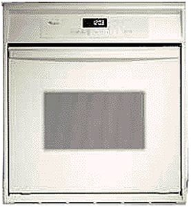 Whirlpool Rbs245pdq 24inch Self Cleaning Electric Oven