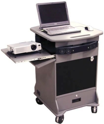 Avf audio visual furniture international rdy2go lmc laptop for Avf furniture