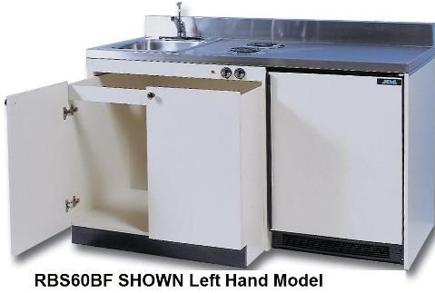 Res60bf-a Compact Kitchens