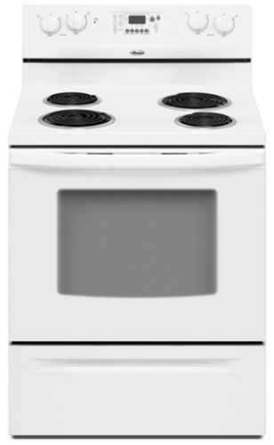 Whirlpool Rf263lxtq Freestanding Self Cleaning Electric
