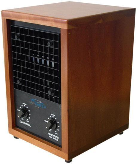 rain fresh rfa3500 air purifier ozonator rain fresh air