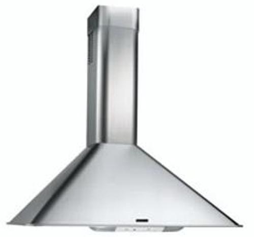White Chimney Range Hood ~ Broan rm chimney range hood inch white