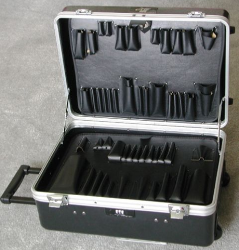 Porter Case Rolling Hardie Tool Case (NO Cart), 19