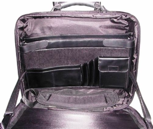 Porter Case Rolling Softie 170 Office/Computer Case with a Soft Feel Top Carrying Handle (ROLLINGSOFTIE170 ROLLING-SOFTIE-170 ROLLING-SOFTIE170 ROLLINGSOFTIE ROLLING-SOFTIE)