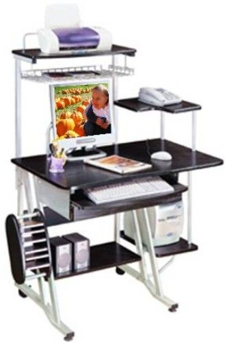 techni mobili rta 1300a computer desk adjustable view series