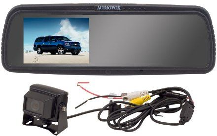Audiovox Rvmpkg4 Back Up Camera System 4 Quot Monitor