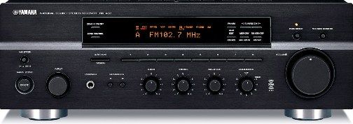 Yamaha rx 497 remanufactured natural sound am fm stereo for Yamaha multi zone receiver
