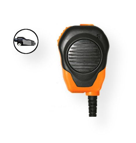Klein Electronics VALOR-K2-O Professional Remote Speaker Microphone, Multi Pin with K2 Connector, Orange; Compatible with Kenwood radio series; Shipping Dimension 7.00 x 4.00 x 2.75 inches; Shipping Weight 0.55 lbs; UPC 689407530503 (KLEINVALORK2O KLEIN-VALORK2 KLEIN-VALOR-K2-O RADIO COMMUNICATION TECHNOLOGY ELECTRONIC WIRELESS SOUND)