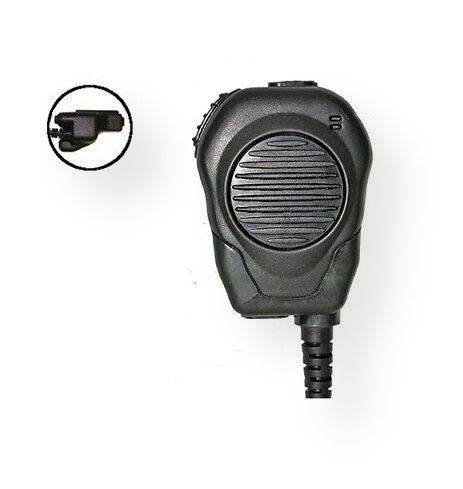 Klein Electronics VALOR-M3 Professional Remote Speaker Microphone, Multi Pin with M3 Connector, Black; Push to talk (PTT) and speaker combo; Compatible with EF Johnson and Motorola radio series; Shipping Weight 0.55 lbs (KLEINVALORM3B KLEIN-VALORM3 KLEIN-VALOR-M3-B RADIO COMMUNICATION TECHNOLOGY ELECTRONIC WIRELESS SOUND)