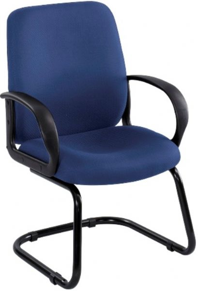 Safco 6302bu Poise Executive Guest Seating Integrated