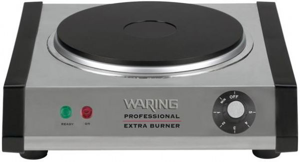 Waring pro electric single burner