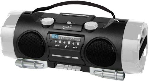 Auxiliary for cd player