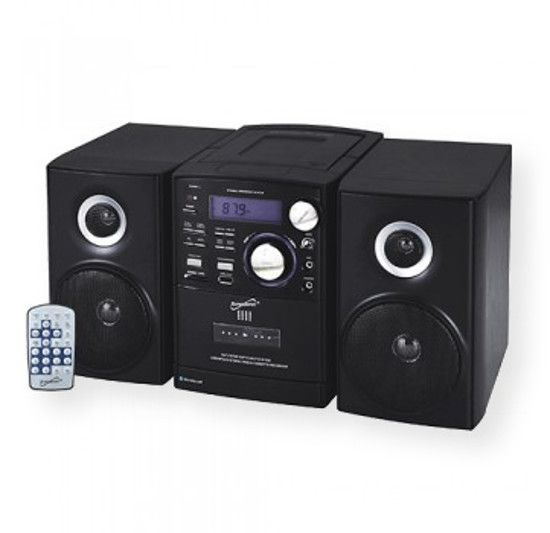 Supersonic SC807 Bluetooth Portable Audio System; Black; Top Loading Programmable MP3/CD Player; Plays MP3/CD, CD-R, CD-RW; Built In Bluetooth Receiver Allows You to Wirelessly Connect to your iPad, iPhone, iPod, Smartphone, Android Tablet, HDTV, Laptop, MP3 Player, and More; UPC 639131008076 (SC807 SC807 SC807AUDIOSYSTEM SC807-AUDIOSYSTEM SC807SUPERSONIC SC807-SUPERSONIC)