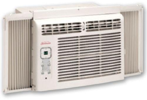 Sunbeam Sca052mwc1 Room Air Conditioner 5000 Btu Cools Up