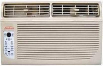 Sunbeam Sca083rwc1 Room Air Conditioner 8000 Btu Cools Up
