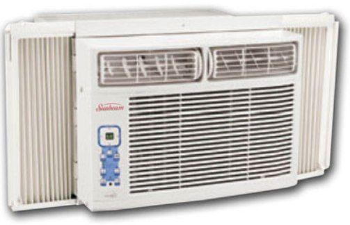 Sunbeam Sca103rwc1 Room Air Conditioner 10000 Btu Cools