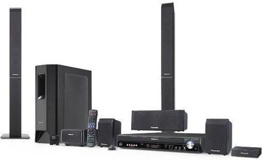 Panasonic home theater speaker connectors youtube