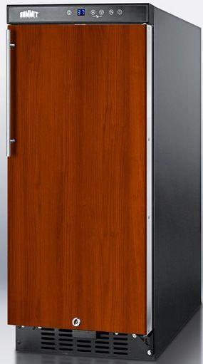 Summit Scr1536bif Glass Door Beverage Cooler 15 Quot Wide For
