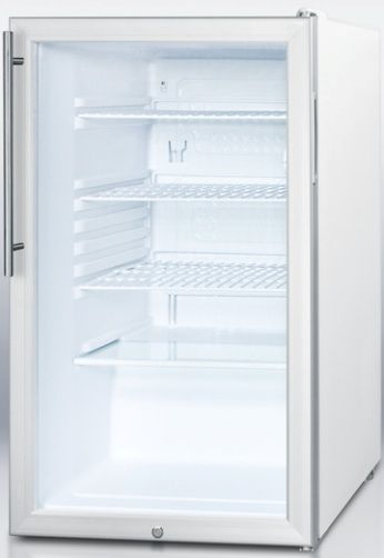 ozone glass door machine price