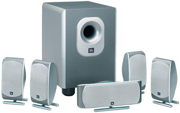 jbl scs200 5 complete 6 piece home cinema speaker package 5 1 channel surround cinema speaker. Black Bedroom Furniture Sets. Home Design Ideas
