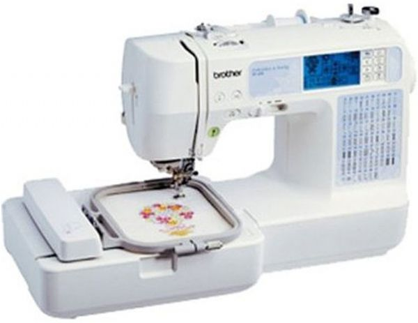 sewing machine for monogramming