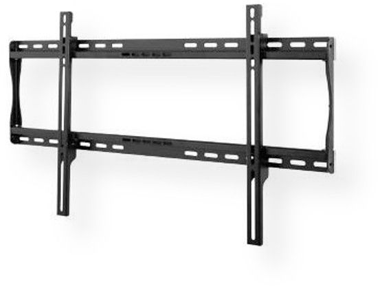 Peerless  SF660P SmartMount Universal Flat Wall Mount; Black; Design is UL listed and tested to four times stated load capacity; Integrated security options available; Includes all necessary wall and display attachment hardware; Mounts to wood studs, concrete, cinder block or metal studs (metal stud accessory required); UPC 735029235620 (SF660P SF-660P SF660P-SMARTMOUNT SF660PSMARTMOUNT SF660PPEERLESS SF660P-PEERLESS)