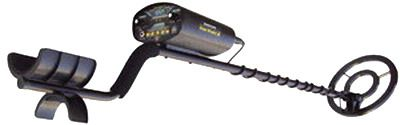 Bounty Hunter SHARPSHOOTERII Sharpshooter Metal Detector