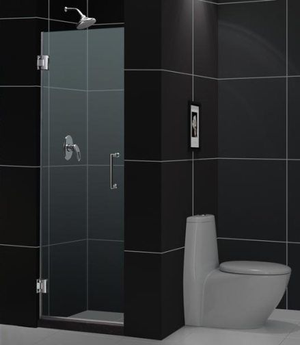 Dreamline Shdr 20337210 01 Unidoor Frameless Adjustable Shower Door
