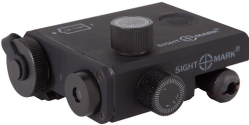 Sightmark SM25001 LoPro Green Laser, Matte Black, 532nm