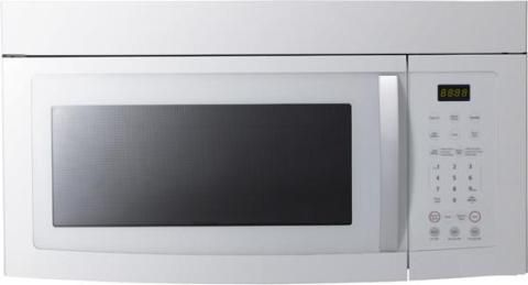 White Over Range Microwave Bestmicrowave